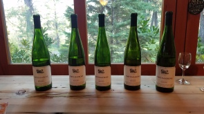 Smith-Madrone Riesling vertical Art Lehman 3 of 3 Sept 2018